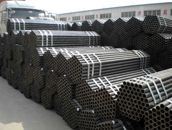 EN 39 Steel Tubes for Scaffolding
