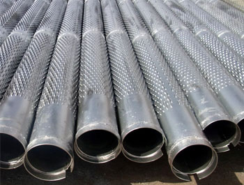 Bridge Slotted Screen Pipe