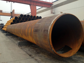 ASTM A252 Steel Pipe Piles