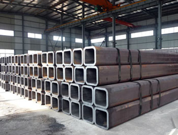 JIS 3466 Carbon Steel Square for general structural purposes