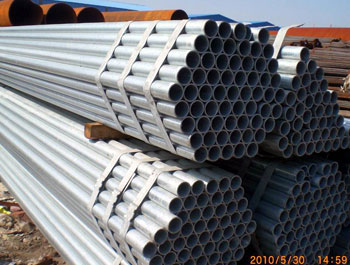 ASTM A539 Electric-Resistance-Welded Coiled Steel Tubing for Gas and Fuel Oil Lines