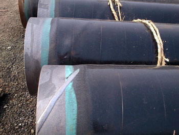 2PE/3PE Coated Line Pipe