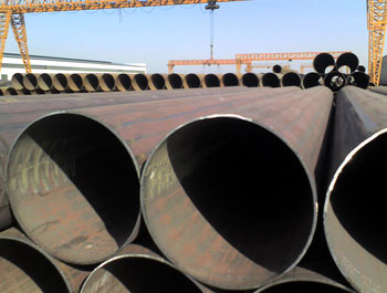 ASTM A671 Electric-Fusion-Welded Steel Pipe for Atmospheric and Lower Temperatures