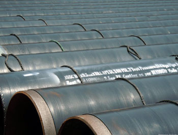 JIS G3469 Polyethylene Coated Steel Pipes