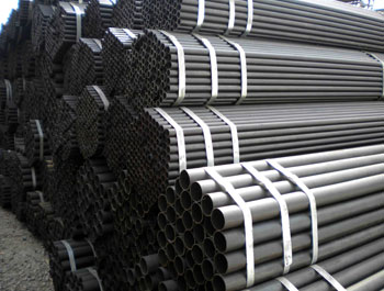 DIN 17124 Seamless Circular Fine Grain Steel Tubes for Structural Steel Work