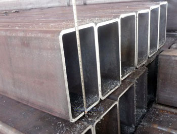 DIN 2395 Rectangular and Square Welded Precision Steel Tube or Hollow Sections