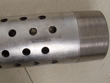 Perforated Casing Pipe